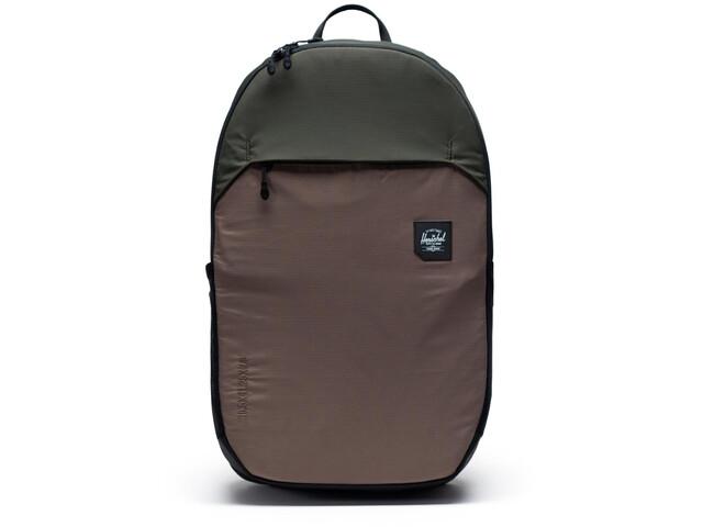 Herschel Mammoth Backpack Large dark olive multi